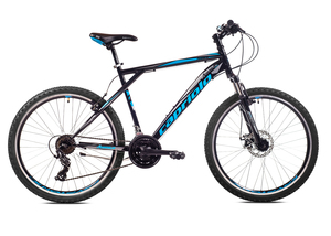 CAPRIOLO bicikl MTB ADRENALIN 26'/21HT crno/plava