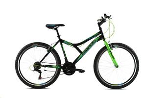 CAPRIOLO bicikl MTB DIAVOLO 600 /18HT crno/zeleni