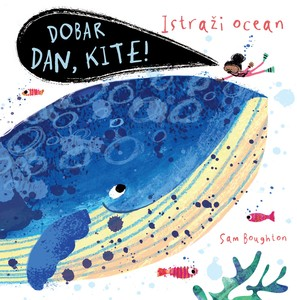 Istraži ocean: Dobar dan, Kite!, Sam Boughton