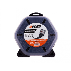 ECHO najlonska nit BLACK DIAMOND 2.67 mm x 66 m