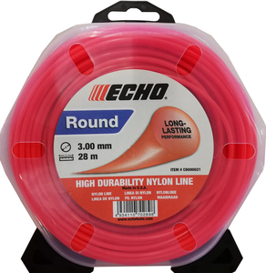 ECHO najlonska nit okrugla 3.0 mm x 28 m