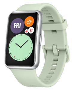 Huawei Watch Fit Mint Green, pametni sat