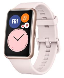 Huawei Watch Fit Sakura Pink, pametni sat