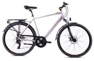 CAPRIOLO gradski bicikl TOUR ROADSTER M DISC silver