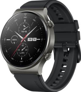 Huawei Watch GT 2 Pro Night Black, pametni sat