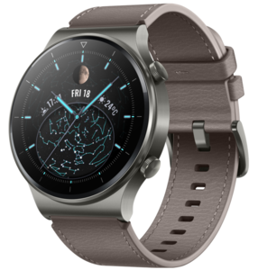 Huawei Watch GT 2 Pro Nebula Gray, pametni sat