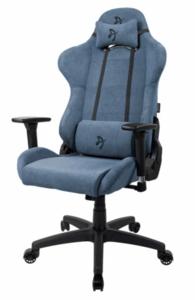 Arozzi Torretta Gaming stolica, meka tkanina - plava