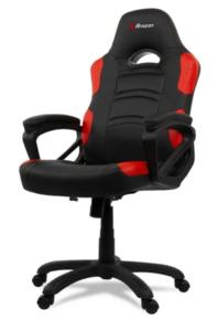 Arozzi Enzo gaming stolica, crno/crvena