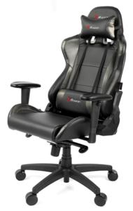Arozzi Verona Pro V2 gaming stolica, crna