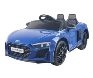 Licencirani auto na akumulator Audi R8 Spyder NOVI MODEL 2020 plavi
