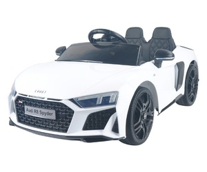 Licencirani auto na akumulator Audi R8 Spyder NOVI MODEL 2020 bijeli