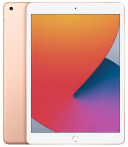 APPLE iPad 8 (2020), Wi-Fi, 32GB, Gold, tablet
