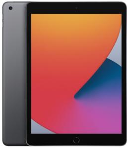APPLE iPad 8 (2020), Wi-Fi, 128GB, Space Gray, tablet
