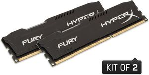 Memorija Kingston HyperX Fury DDR3 16GB (2x8GB) 1866MHz