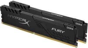 Memorija Kingston HX Fury DDR4 16GB (2x 8GB) 3200MHz