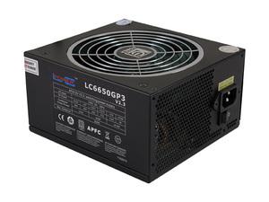 LC-Power napajanje 650W Silent, 80+ Silver, ATX