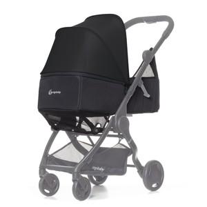 Ergobaby Metro Newborn Kit košara za kolica za novorođenče, crna