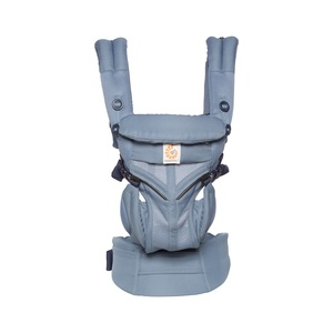 Ergobaby Omni 360 nosiljka, Cool Air, Oxford plava