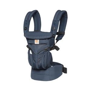 Ergobaby Omni 360 nosiljka, Cool Air, Ponoćno plava