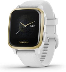 Garmin Venu SQ White/Light Gold, 010-02427-11, 40 mm, pametni sat