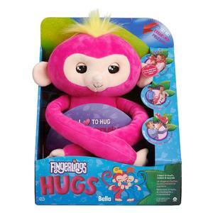Fingerlings hugs majmun Bella, plišana igračka