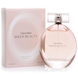 Calvin Klein Sheer Beauty EDT 100 ml, ženski miris