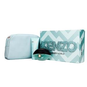 Kenzo World EDP Gift Set : EDP 50 ml - Perfumed Body Lotion 75 ml, ženski poklon set