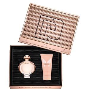 Paco Rabanne Olympéa EDP Gift Set : EDP 50 ml - Body Lotion 75 ml, ženski poklon set