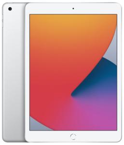 APPLE iPad 8 (2020), Wi-Fi, 32GB, Silver, tablet