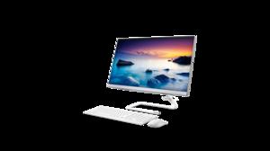 """Lenovo All-in-One računalo IdeaCentre 3 23.8"""" White, F0EU0087SC"""