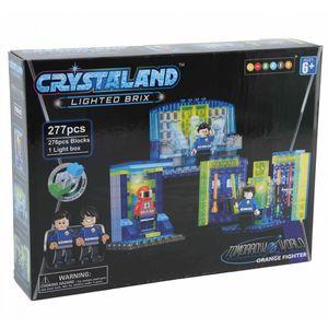 Crystaland kockice za slaganje Bazna stanica