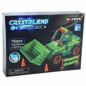 Crystaland kockice za slaganje Utovarivač