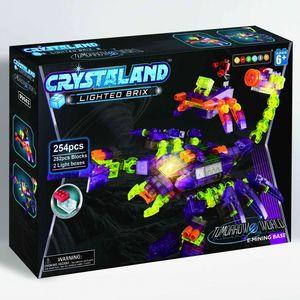 Crystaland kockice za slaganje Špilja