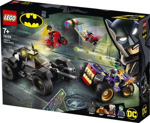 LEGO Super Heroes Potjera za Jokerom na triciklu 76159