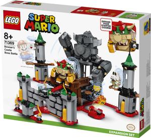 LEGO 71369 Bowserov dvorac - set za ekspanziju