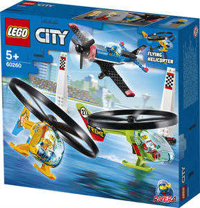 LEGO 60260 Zračna utrka