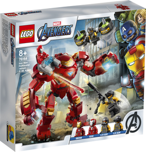 LEGO Super Heroes Iron Man u Hulkbusteru protiv agenta A.I.M.-a 76164