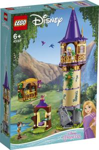 LEGO Disney Princess Matovilkina kula 43187