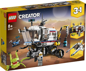 LEGO 31107 Istraživački svemirski rover