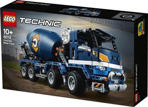 LEGO 42112 Kamion za miješanje betona