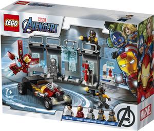 LEGO 76167 Iron Man naoružanje