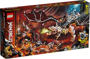 LEGO Ninjago Zmaj Kosturskog Vrača 71721