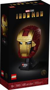 LEGO Super Heroes Iron Manova kaciga 76165