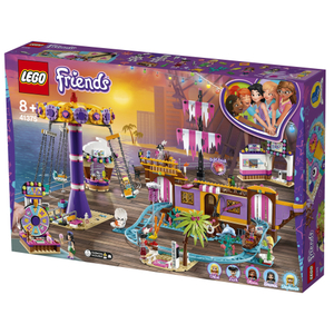 LEGO Friends Zabavni mol Heartlakea 41375