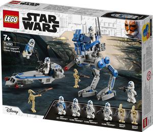 LEGO Star Wars Klonirani vojnici 501. legije 75280