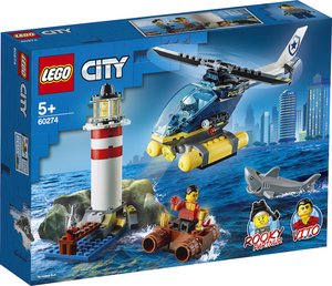 LEGO City Uhićenje elitne policije na svjetioniku 60274