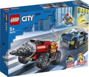 LEGO City Potjera elitne policije za bušilicom 60273
