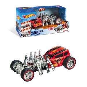 Hot Wheels L&S Monster Street Creeper, 23 cm