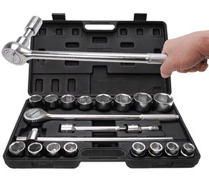 "BGS Set nasadnih ključeva 19-50mm 3/4"" 20 dj. Kraft. 1202 prom"