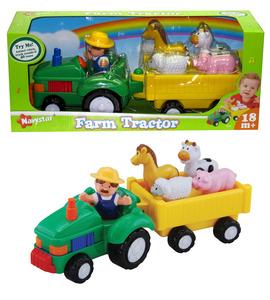 NS set poljoprivredna vozila sa zvučnim efektima